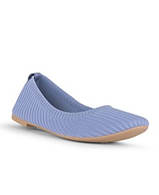 HOPE Slip On Stretch Knit Flat