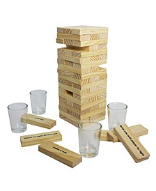 Strealine Imagined Drunken Tower Drinking Game