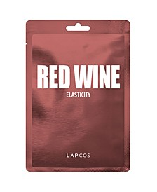 Daily Skin Mask Red Wine, Pack of 5