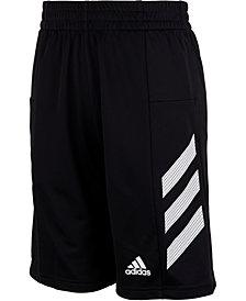 adidas Toddler Boys Pro Sport 3-Stripe Shorts