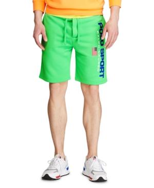 Polo Ralph Lauren Men's Big & Tall Polo Sport Fleece Shorts