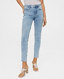 Skinny Ankle Sculpt Jeans