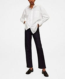 Pocket Oversize Shirt