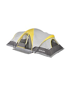 Manitoba 14-Person Family Outdoor Camping Tent with Rainfly