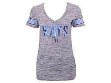 Women's Tampa Bay Rays Space Dye T-Shirt