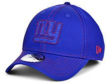 New York Giants Team Color Silicone Neo 39THIRTY Cap
