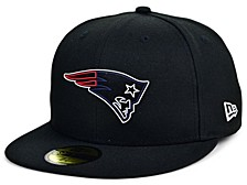 Little Boys New England Patriots Draft 59FIFTY Fitted Cap