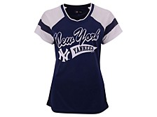 Women's New York Yankees Biggest Fan T-Shirt