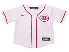 Cincinnati Reds Toddler Official Blank Jersey