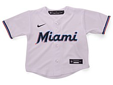 Miami Marlins  Infant Official Blank Jersey