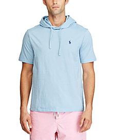 Polo Ralph Lauren Men's Big & Tall Cotton Jersey Hooded T-Shirt