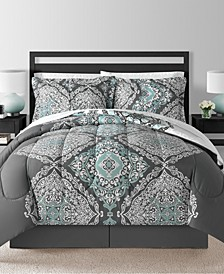 Sunham Greenwich 8-Pc. Comforter Set