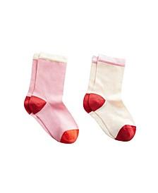 2 Knit Socks Pack