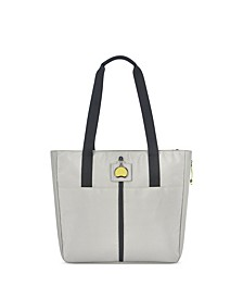 """DAILY'S LADIES TOTE WITH 14"""" LAPTOP SLEEVE"""