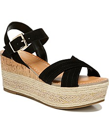 Pounce Wedge Sandals