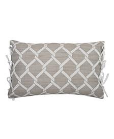 "Layla Boudoir Pillow 20"" x 13"""