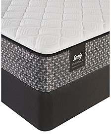 "Essentials Coral 11"" Cushion Firm Mattress - King"