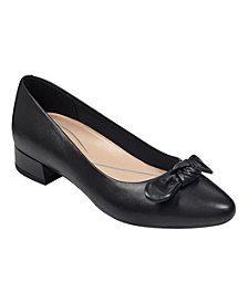 Easy Spirit Calasee Bow Women's Pump