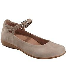 Women's Alder Alma Ankle Strap Flat