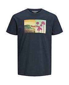 Men's Graphic Crew Neck T-shirt