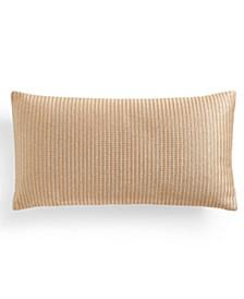 "Bedford Geo 12"" x 22"" Decorative Pillow"