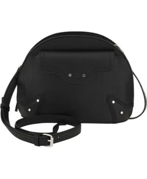 Women's Moto Dome Crossbody Bag
