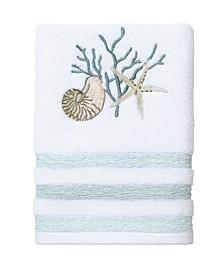 Coastal Terrazzo Hand Towel