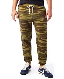 Men's Dodgeball Printed Eco-Fleece Pants