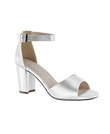 Amaya Block Heel Sandal