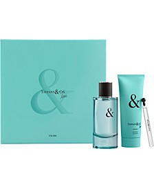 Men's 3-Pc. Tiffany & Love Eau de Toilette For Him Gift Set