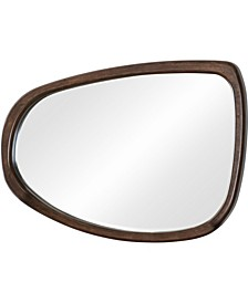 Trippen Live Edge Free-Formed Mirror