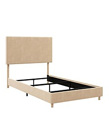 Z By Novogratz Taylor Upholstered Bed, Twin