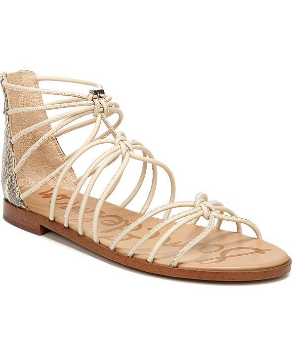 Sam Edelman Emi Gladiator Flat Sandals