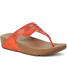 FitFlop Incastone Toe-Thong Sandals