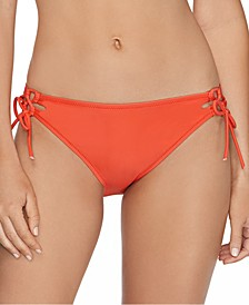 Juniors' Sweet Side-Tie Bikini Bottoms