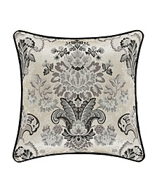 "Annette 18"" Square Decorative Throw Pillow"