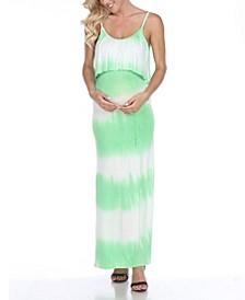 Maternity Malea Maxi Dress