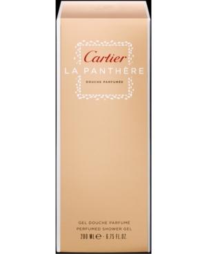 Cartier La Panthere Shower Gel, 6.7 oz
