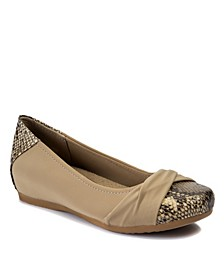 Mitsy Flat Comfort Shoes