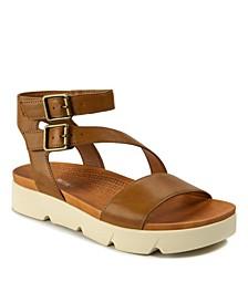 Hollyann Posture Plus+ Strappy Sandal