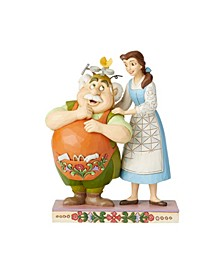 Belle and Maurice The Inventor Figurine