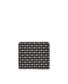Logan Small Printed Bifold Wallet