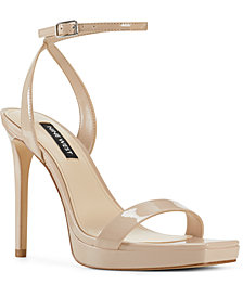 Nine West Women's Zadie Ankle Strap Sandals