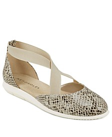 Bedford Criss Cross Slip on