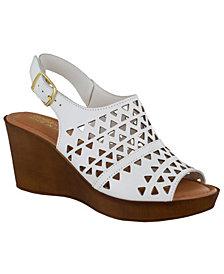 Bella Vita Deb-Italy Women's Wedge Sandals