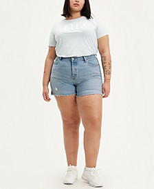 Plus Size 501 Original Shorts