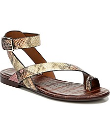 Sally Ankle Strap Sandals