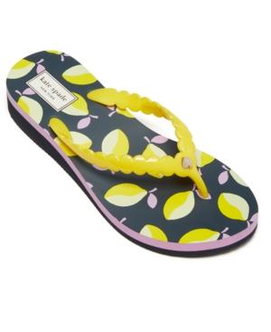 Kate Spade New York Malta Flip Flop Sandals E558