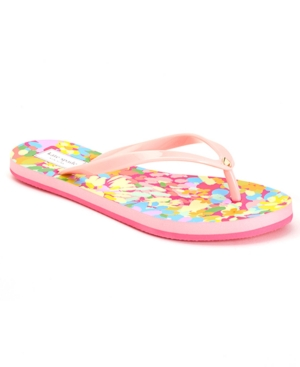 Kate Spade New York Fiji Flip Flop Sandals E548