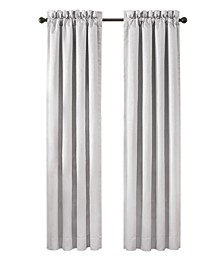 "Belline 50"" L x 84"" W Curtain Panels, Set of 2"